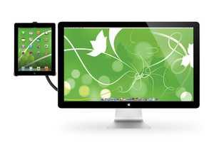 The Twelve South HoverBar Enables iPad-Enhanced Workspaces