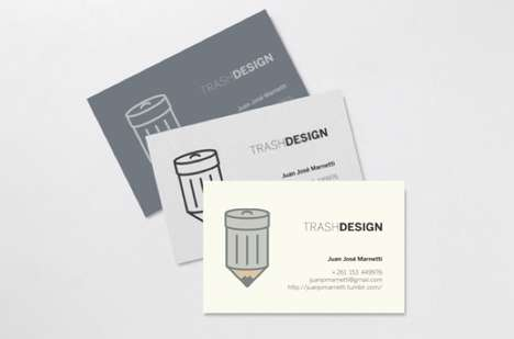 Trash Design Branding