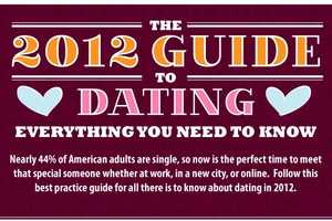 The 2012 Guide to Dating Infographic Provides Everything You Need to Know