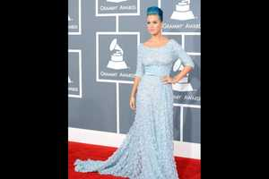 The 2012 Grammy Red Carpet Was Filled with Brilliant Eye-Catching Dresses