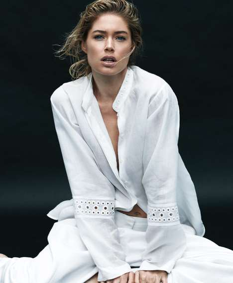 Harpers Bazaar March 2012