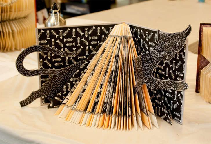 Ornate Origami Novels