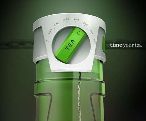 Time Your Tea Thermos