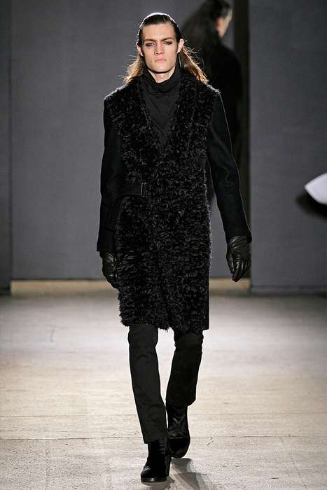 Alexandre Plokhov Fall/Winter 2012