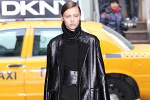 The DKNY Fall 2012 Presentation Has a Chic New York City Feel