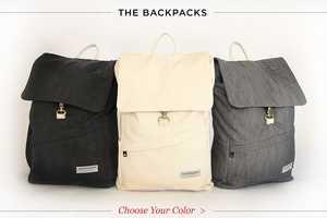 Denim 'Benson Backpacks' Help Fund Education in Tanzania
