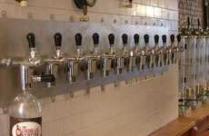 Self-Serve Craft Beer Stores