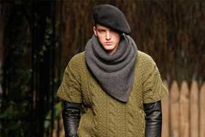 The Robert Geller Fall/Winter 2012 Line is Stylishly Diverse