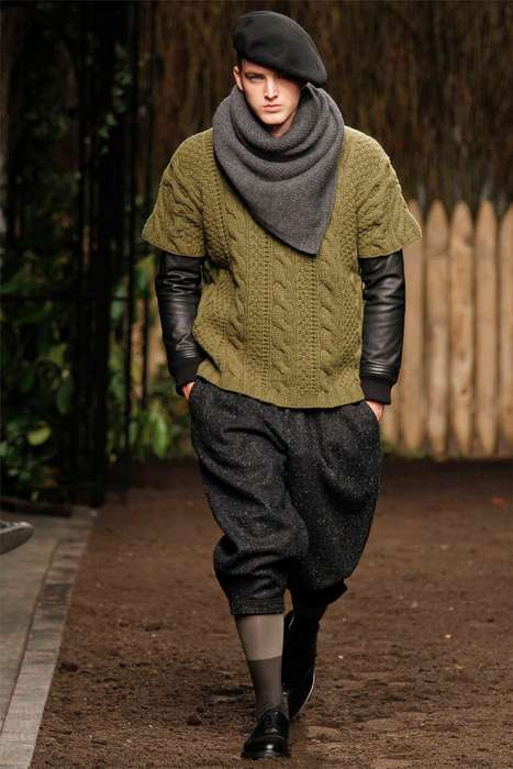 Robert Geller Fall/Winter 2012