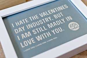 The Stellavie Valentine's Day Piece Takes an Honest Approach