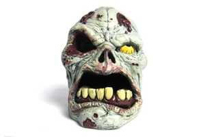 The Zombie Pencil Holder Provides for Some Grotesque Fun