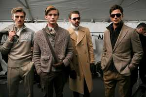 The Joseph Abboud FW 2012 Collection Features Tailored Suits