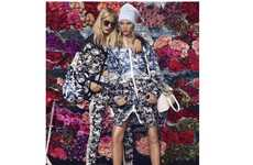 Fully Floral Editorials