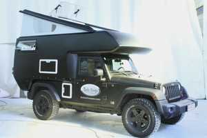 The Jeep Action Camper Makes it Easier to Live in Your Wrangler