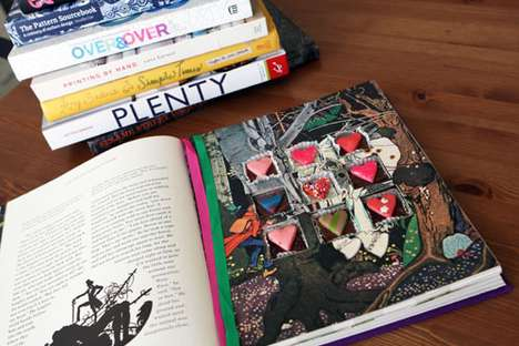 Romantic Literature Edibles - Hellobrit Creates a Cunning Book of Chocolate