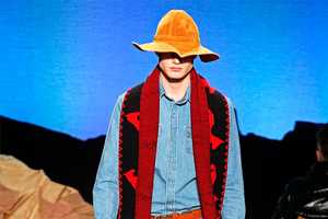 The Band of Outsiders Fall/Winter 2012 Line is Desert-Chic
