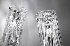 Drinking Glass Lampshades