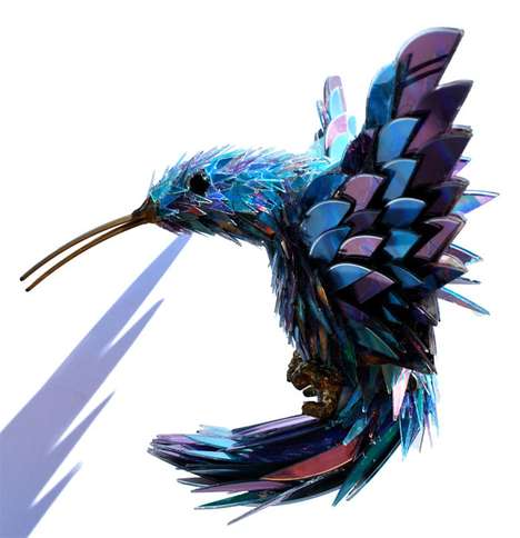 CD Animal Sculptures