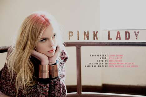 Luv AJ Pink Lady lookbook