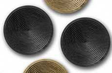 Concentrically Ribbed Bowls