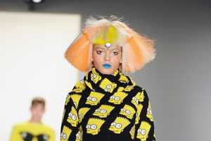 The Jeremy Scott Fall/Winter 2012 Collection is Springfield Sexy