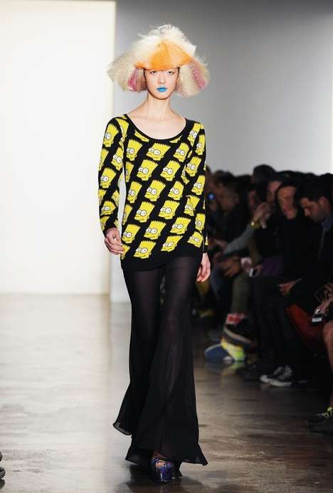 Jeremy Scott Fall/Winter 2012 Collection