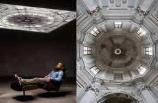 Deceptive Ceiling Lamps