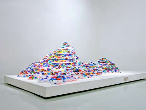 Island of Life Installation by Satoshi Hirose