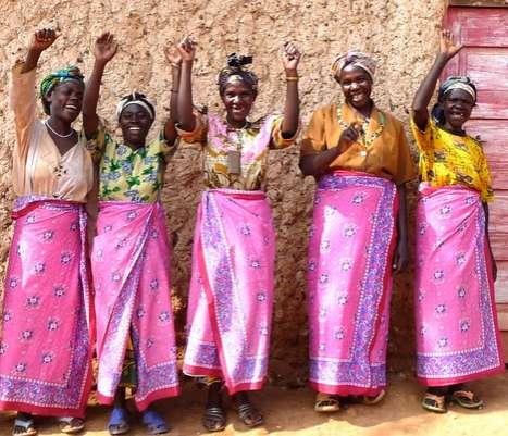 Fair Trade Weaving - WomenCraft Offers Ethical Employment in East Africa's Mafiga Matatu Area