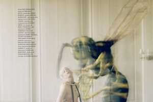 The Origin of Monsters Shoot from Love Magazine Spring 2012 is Creepy