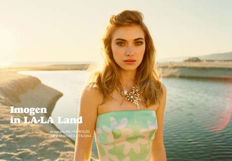 Imogen in La-La Land