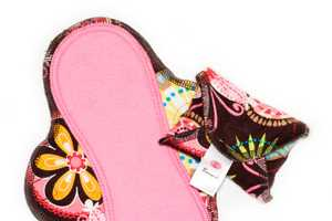 LunaPads Help Girls Stay in School and at Work via Pads4Girls