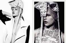 Haute Headwear Advertorials