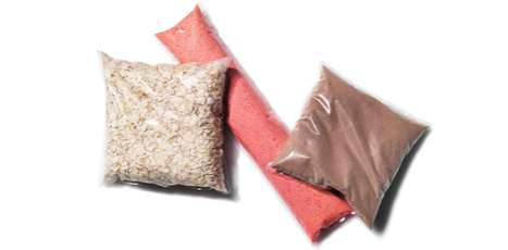 Water-Soluble Wrappers - MonoSol Has Developed Edible and Dissolvable Food Packaging