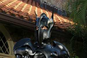 The Medieval Batman Armor by the Price Armory is Epic
