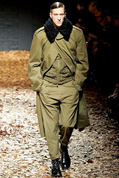 MCQ Autumn/Winter 2012/2013 Mens