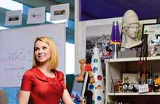 Prioritizing Innovative Ideas - Marissa Mayer Discusses Maintaining Competitive Services