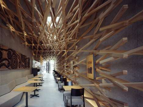 starbucks tokyo by kengo kuma