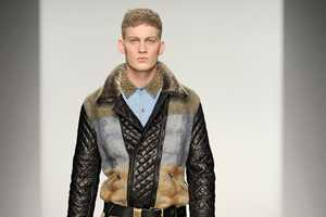 The James Long Autumn/Winter 2012/2013 Collection Features Layers