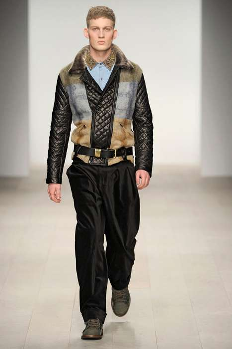 James Long Autumn/Winter 2012/2013