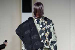 The Martine Rose Fall/Winter 2012 Collection Transports You to Last Decade