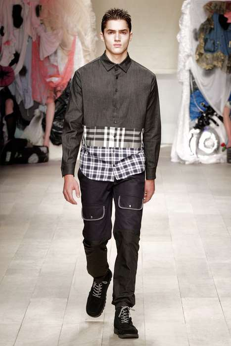 Christopher Shannon Fall/Winter 2012