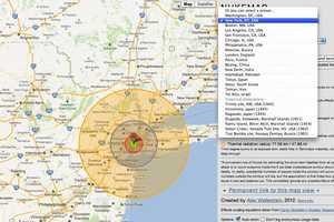 Nukemap Displays the Potential Damage of Nuclear Weapons on Major Cities