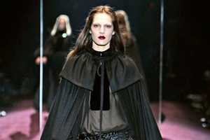 The Gucci FW 2012 Collection Enhances a Forceful Ideal of Femininity