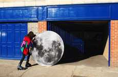 Lunar-Lugging Photography