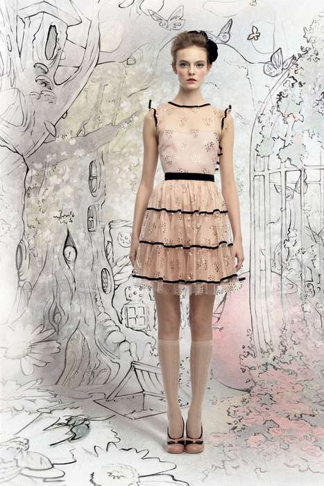 Red Valentino Autumn/Winter 2012