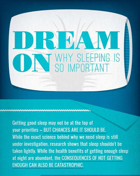 Dream On Infographic