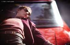 Car-Lounging Editorials