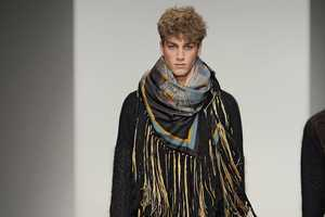 The James Long Fall/Winter 2012 Line Layers on the Luxury