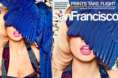 San Francisco Magazine Flight Patterns